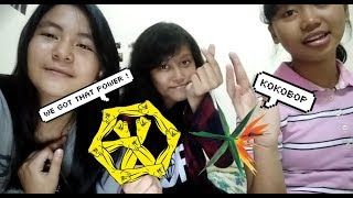 Video REACT TO EXO [POWER & KOKOBOP] // Indonesian download MP3, 3GP, MP4, WEBM, AVI, FLV Mei 2018