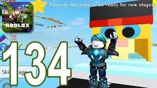 ROBLOX - Tutorial de juego Parte 134 - Super Parkour Obby (iOS, Android)
