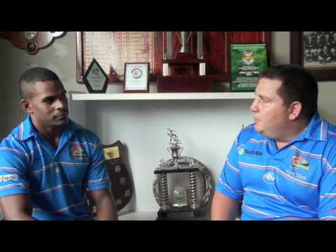 Pride TV: Francis Mosby interviewed by Cameron Miller