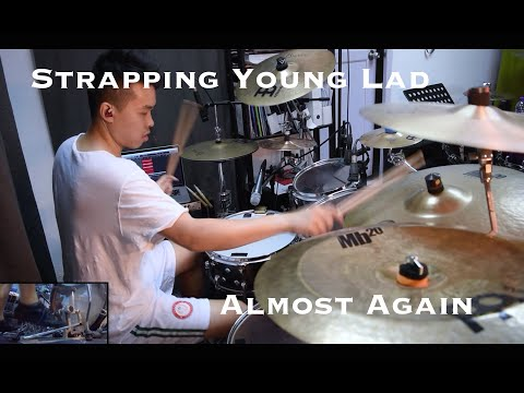 Wilfred Ho - Strapping Young Lad - Almost Again