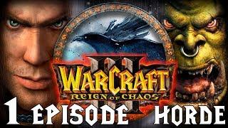 В погоне за видением | WarCraft 3: Reign of Chaos | Серия 1