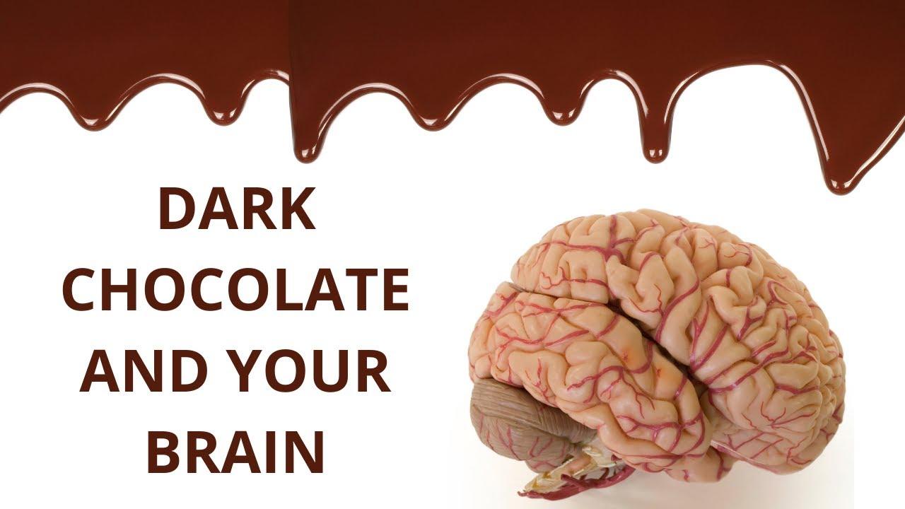 Dark Chocolate & Your Brain