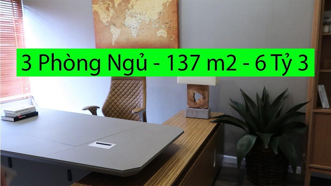 Căn Hộ Mẫu Ascent Lakeside, 3 Phòng Ngủ, 137 m2, Nguyễn Văn Linh, Quận 7 | Hotline: 0938.868.120