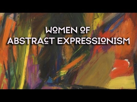 Arts District: Women of Abstract Expressionism