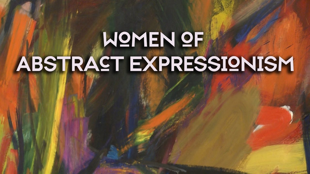 Arts District Women Of Abstract Expressionism