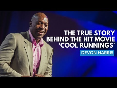 The True Story Behind The Hit Movie - Cool Runnings | Devon Harris