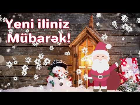 Yeni Il Tebriki 2020 Yeni Iliniz Mubarek By Leyla Və Murad Official