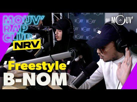Youtube: B-NØM: Freestyle   Mouv' Rap Club NRV