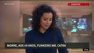 Baixar Mr  Catra morre em São Paulo aos 49 anos  São Paulo  G1