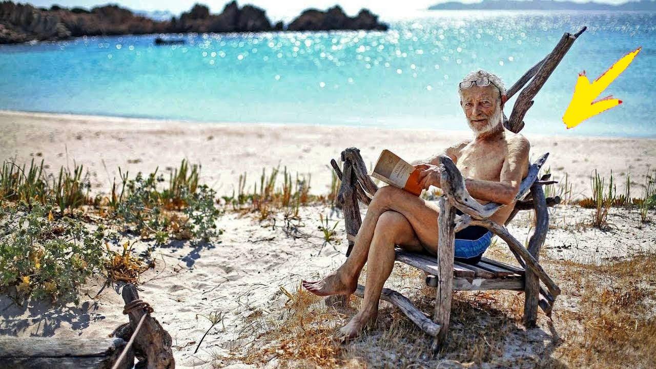 बीच समुंद्र में नाव खराब हुई | 30 सालो से ये आदमी इसी वीरान आइलैंड पर रह रहा है | Most Amazing Story