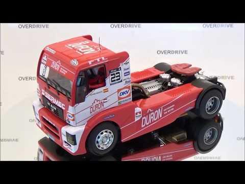 FLY TRUCK60 MAN Truck Duron #23 Analog / Carrera Digital 132