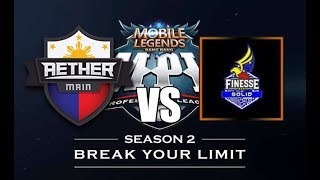 AE MAIN vs FNS SOLID - MPL Q3 SEASON 2 - MOBILE LEGENDS - 1000 DIAMONDS GIVEAWAY - GAMEPLAY