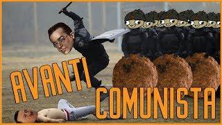 HOI4: Communist Italy