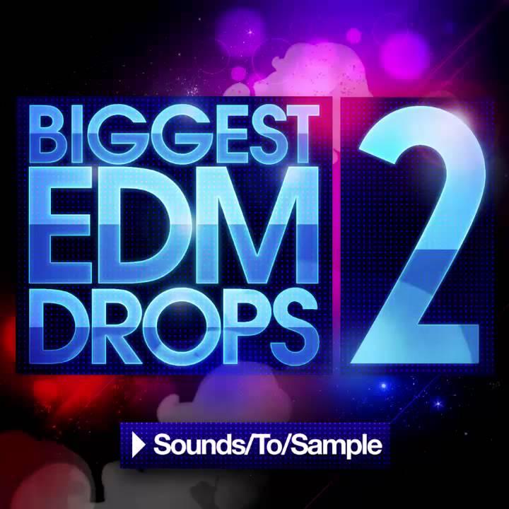 Best EDM Samples; Sounds To Sample Bigest EDM Drops Vol 2 Free ...