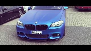 Magic VLOG | BMW F10 530D  | Новый Дифусор нa мой Бумер