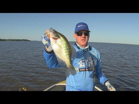 FOX Sports Outdoors SouthWEST #12 - 2018 Ross Barnett Mississippi Crappie Fishing
