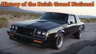Buick Grand National - Everything you need to know