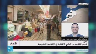 ماهو نصيب الاقتصاد في برامج الأحزاب السياسية بالمغرب؟