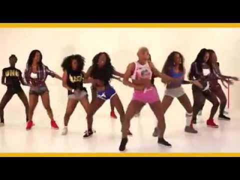 African Hip Hop Dancing