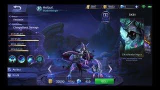 PUSH RANK dari Master ~ Legends Pake Helcurt/Cyclops !!! - MOBILE LEGENDS INDONESIA #3
