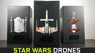 Propel Star Wars Drones  - Unboxing & Overview
