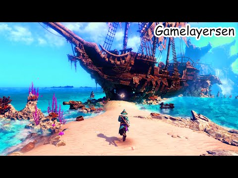 Trine 3 The Artifacts of Power gameplay 4K |