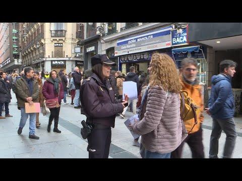 La Policía Nacional advierte de los fraudes con la Lotería