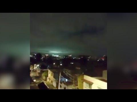 Terremoto in Messico: ci sono morti e feriti, allerta tsunami
