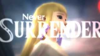 The Legend of Zelda Skyward Sword [GMV] ZeLink Never Surrender - Skillet
