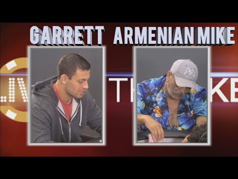 Armenian Horror Story - Brutal Runout As Armenian Mike Empties The Clip vs. Gman ♠ Live at the Bike!