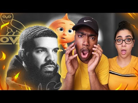 Drake - Emotionless | Scorpion ALBUM REVIEW + REACTION 🔥🦉| ADMITS HE HAS A CHILD 😱😳