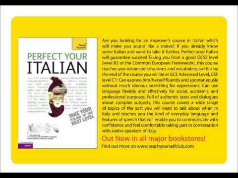 Italian conversations & transcripts read by native speakers