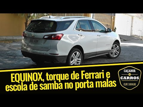 Chevrolet Equinox Premier, Vale A Pena? // Caçador De Carros