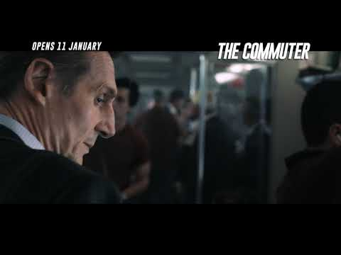 The Commuter Trailer#1   In Cinemas 11 January