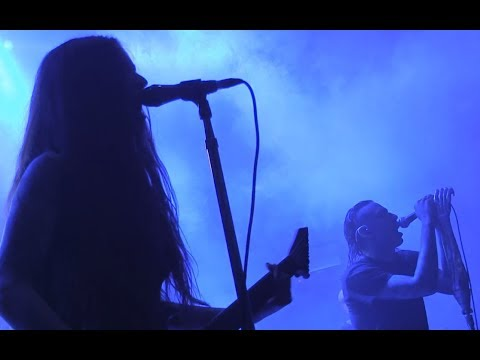 Code Orange livestreamed their album release show at the Roxian Theatre in McKees Rocks ..!