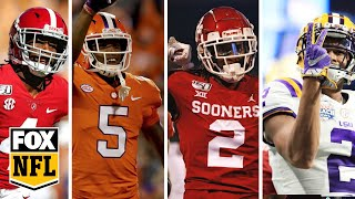 2020 WR Draft Class highlight tape: Maybe the greatest wide receiver class of all time | FOX NFL