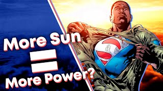 Comic Theory: Would Superman Be Stronger With Darker Skin?