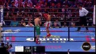 FULL FIGHT: Julio Cesar Ceja vs Hugo Ruiz - 8/29/15 - PBC on ESPN
