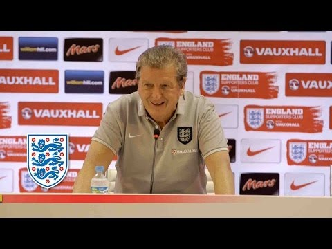 Roy Hodgson 'We try to win every game' | Press Pass