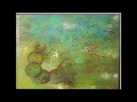 Abstract Acrylic Painting Contemporary Art Canvas