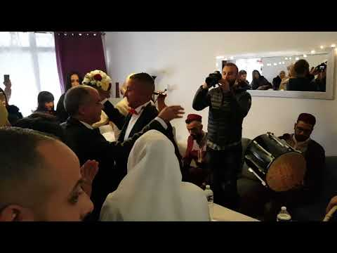 Groupe tabal tunisien Moustapha Ambiance Mariage tunisien le 11/11/2017