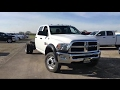 2017 Ram 5500 Chassis Tradesman/SLT/Laramie Elk Grove  Sacramento  Roseville  Folsom  Rocklin