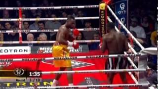 Adonis Stevenson vs Darnell Boone II - Full Fight thumbnail