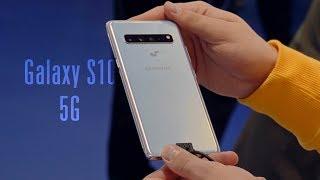 Первый обзор Galaxy S10 5G – лучше S10+