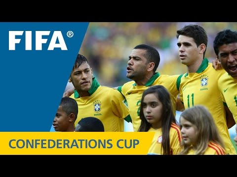 WOW! The loud Brazilian anthem - USER CHOICE