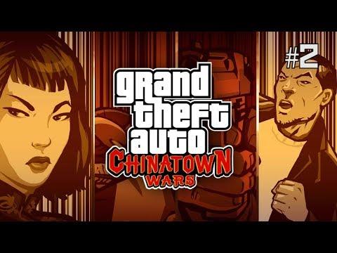 Twitch Livestream   Grand Theft Auto: Chinatown Wars Part 2 [PSP]