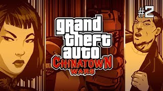 Twitch Livestream | Grand Theft Auto: Chinatown Wars Part 2 [PSP]