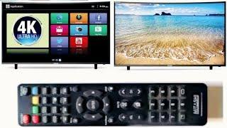 Mitashi 4K TV 4K Smart LED MiCE050v34