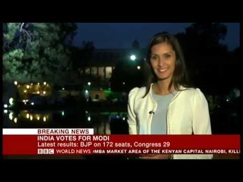 BBC Babita Sharma May16 2014 - India Elections