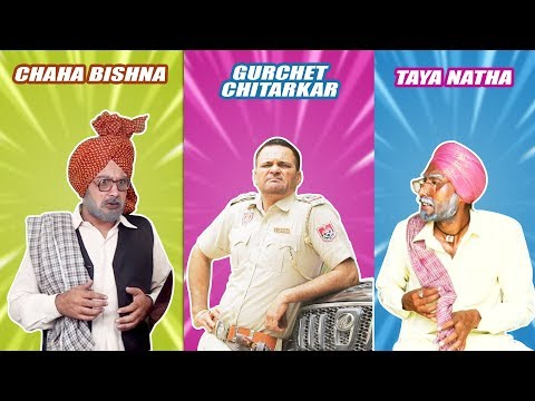 Best Comedy Compilation | Chacha Bishna,...
